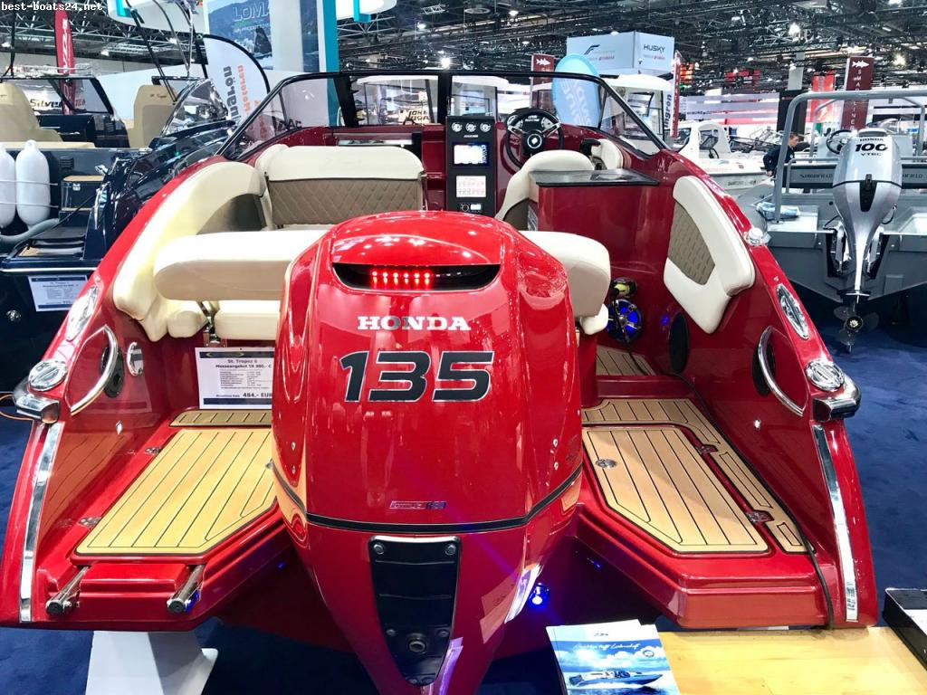 B1 YACHTS ST.TROPEZ 6 FORMULA RED