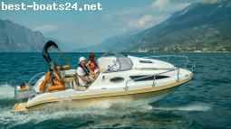 MOTOR BOATS: AQUALINE 550 WINTERAKTION!!!