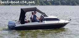 MOTOR BOATS: AQUALINE 520 ADVENTSHAUSMESSE 6.-8.12.19