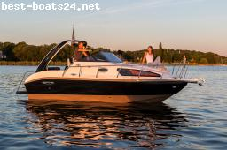 MOTOR BOATS: AQUALINE AQUALINE 750 CHOCOLATE