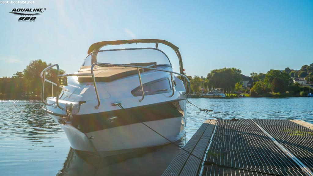 aqualine 690 boot d sseldorf 2019 motorboote kaufen. Black Bedroom Furniture Sets. Home Design Ideas