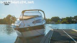 MOTOR BOATS: AQUALINE 690 WINTERAKTION !!!