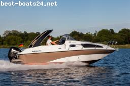 MOTORBOOTE: AQUALINE 690 WINTERAKTION !!!