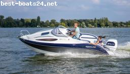 MOTOR BOATS: AQUALINE 535 ADVENTSHAUSMESSE 6.-8.12.19