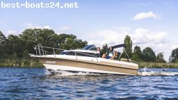 MOTOR BOATS: AQUALINE 640 SOMMERAKTION !!!