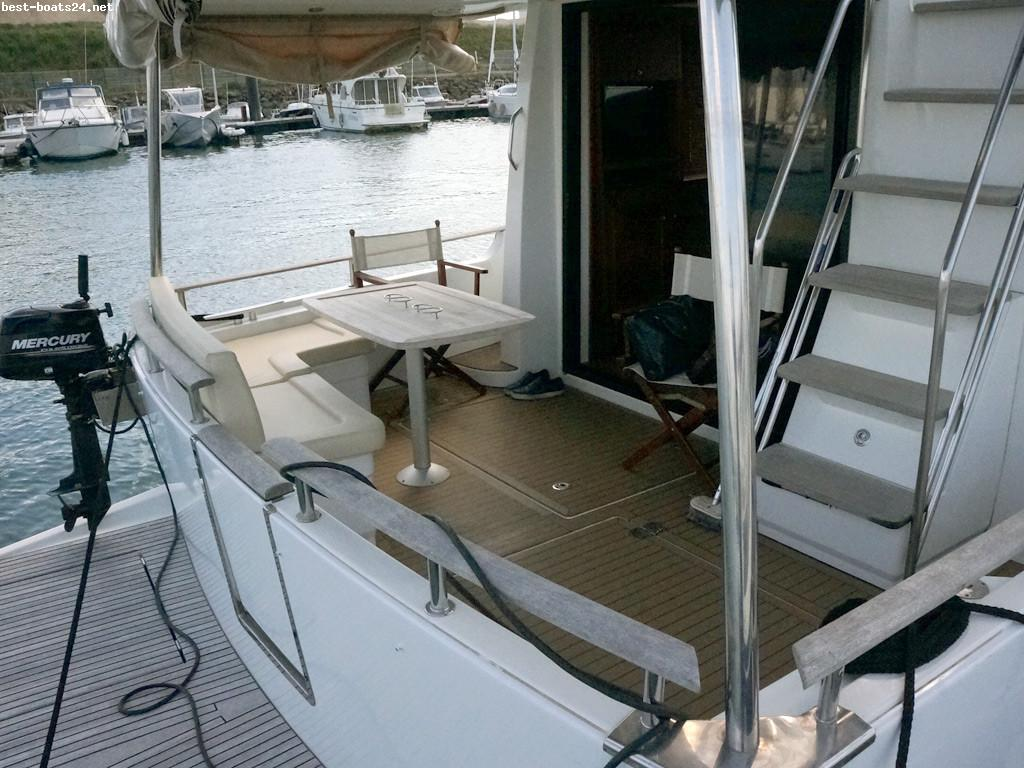 BENETEAU SWIFT TRAWLER 44