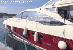 MOTORBOOTE: AZIMUT 62 S