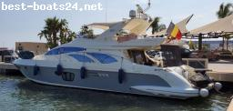 MOTORBOOTE: AZIMUT 62 EVOLUTION