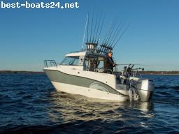 MOTOR BOATS: AMT 215 PH PRO FISHING