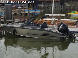BARCHE A MOTORE: SILVER EAGLE BRX VORF�HRBOOT