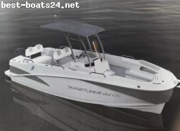 MOTOR BOATS: SMARTLINER 22 CENTER CONSOLE CC