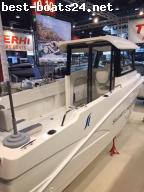 MOTOR BOATS: SMARTLINER FISHER 22