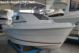 MOTOR BOATS: SMARTLINER PILOTHOUSE 21