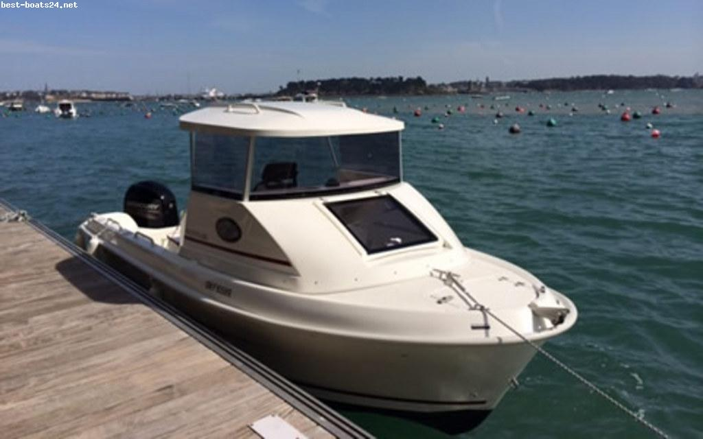 Smartliner pilothouse 21 motorboote kaufen for Best boat for fishing and family