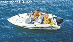 BARCO A MOTOR: FIBRAFORT STYLE 160 BR