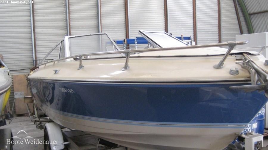 crestliner typ hb 218 b motorboote kaufen. Black Bedroom Furniture Sets. Home Design Ideas