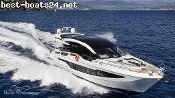 MOTOR BOATS: GALEON 650 SKYDECK