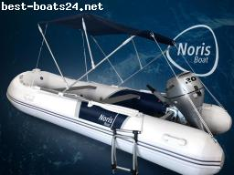 BOTE NEUMÁTICOS: NORISBOAT MARITIM 380 + SUZUKI DF 8 AS