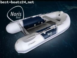 BOTE NEUMÁTICOS: NORISBOAT MARITIM 270 + SUZUKI DF 5 AS