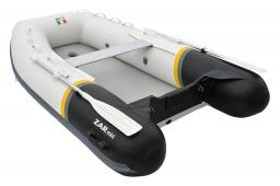 INFLATABLES: ZAR FORMENTI AIR 9 FALTBARE BOOTE MIT LUFTBOD