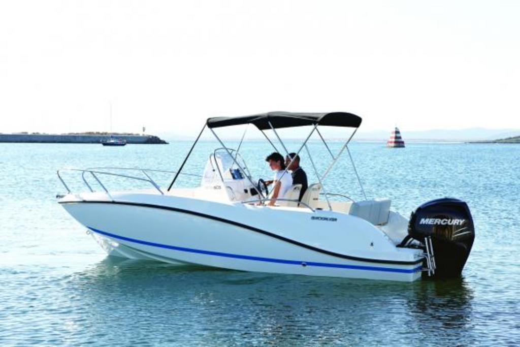 quicksilver 605 open bestpreisgarantie motorboote kaufen. Black Bedroom Furniture Sets. Home Design Ideas