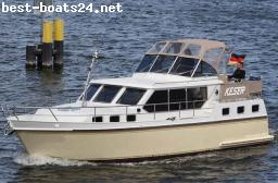 MOTOR BOATS: HOLLANDIA KESER-HOLLANDIA 1100 C