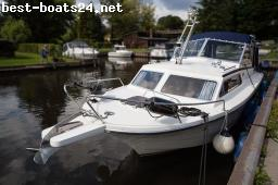 MOTOR BOATS: MARCO SUCCESS 810 AK
