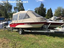 MOTORBOOTE: MYSTRALY 520 OPEN