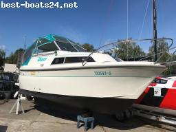 MOTOR BOATS: WEST BAY KESER 650