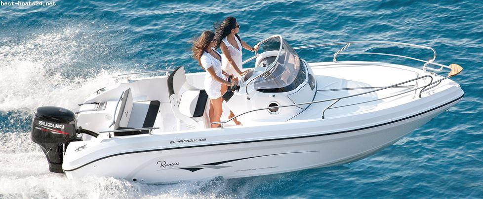 RANIERI SHADOW 19 SUNDECK