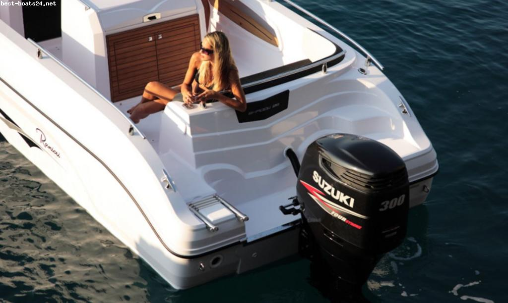 RANIERI SHADOW 26 SUNDECK