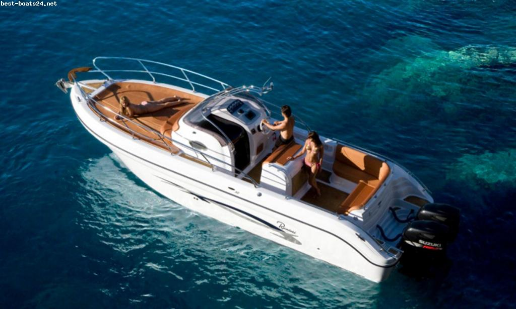RANIERI SHADOW 30 SUNDECK