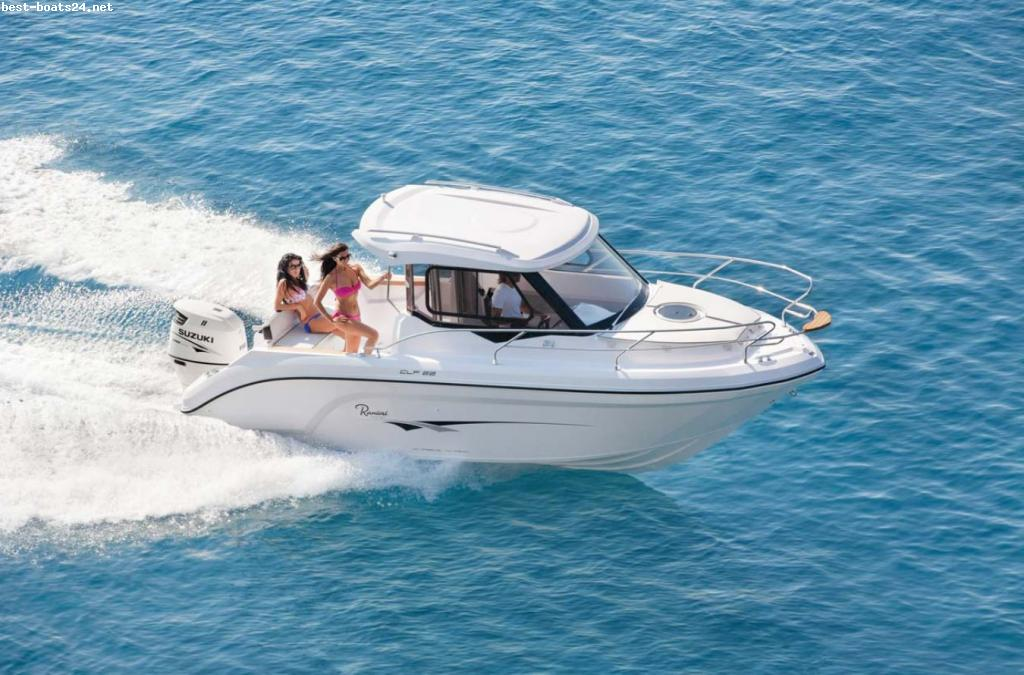 RANIERI CLF 22 SPORT FISHING