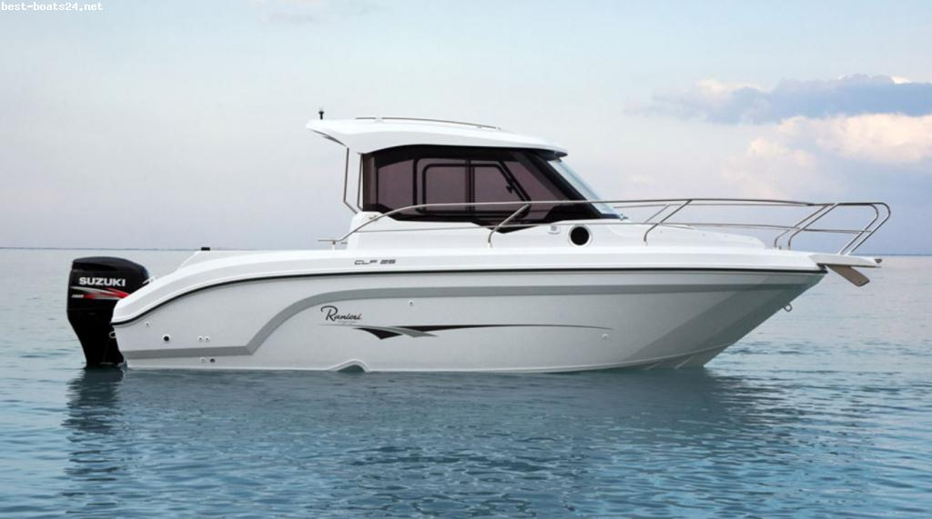 RANIERI CLF 25 SPORT FISHING