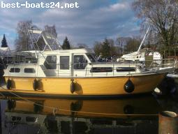 MOTOR BOATS: KESER HOLLANDIA 1000 C
