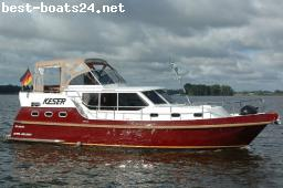 MOTOR BOATS: HOLLANDIA KESER-HOLLANDIA 1080 C