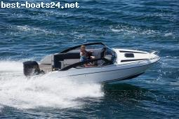 MOTOR BOATS: PARKER 630 DAY CRUISER