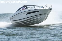 MOTOR BOATS: PARKER 690 DAY CRUISER