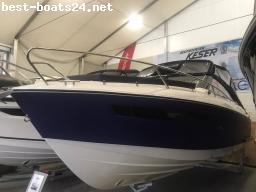 MOTOR BOATS: PARKER 750 DAY CRUISER
