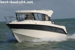 MOTOR BOATS: PARKER 660 WEEKEND