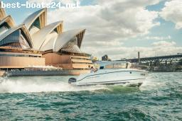 MOTOR BOATS: PARKER 800 WEEKEND