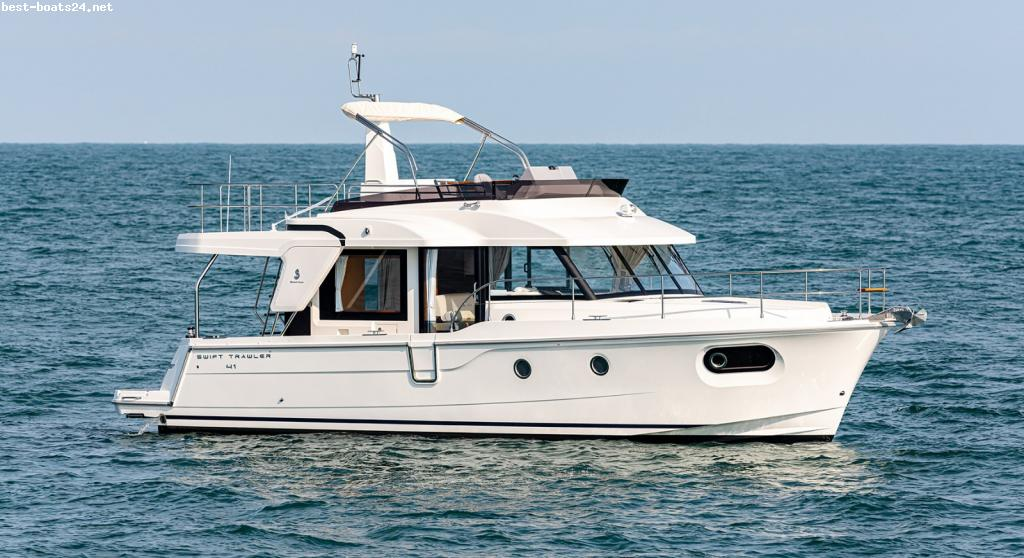 BENETEAU SWIFT TRAWLER 41 FLY BESTPREIS