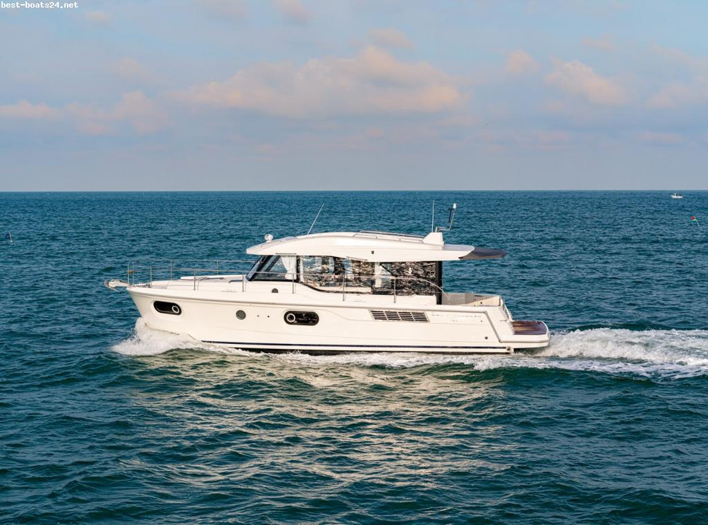 BENETEAU SWIFT TRAWLER 41 SEDAN