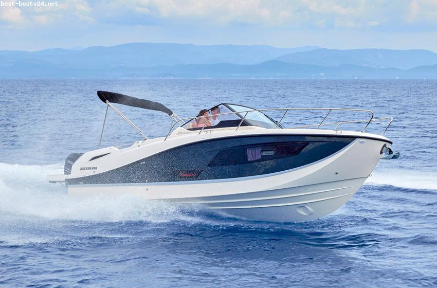 QUICKSILVER 875 SUNDECK