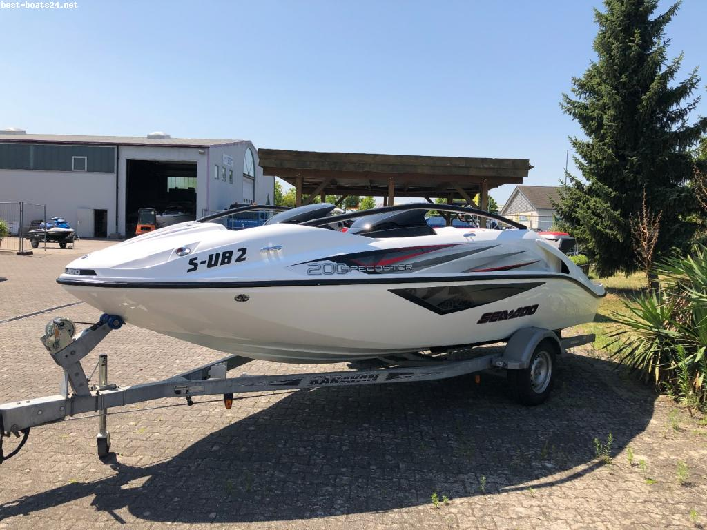 SEA DOO 200 SPEEDSTER 510