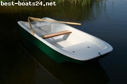 ROWING BOATS: BOOTSQUELLE KAMILA II