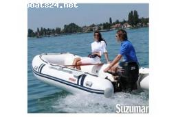INFLATABLES: SUZUKI DS 390 AL NEUBOOT