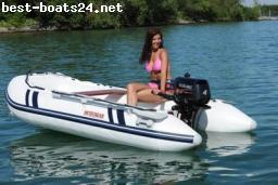 INFLATABLES: SUZUKI DS 360 AL NEUBOOT