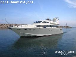 MOTOR BOATS: POSILLIPO POSILLIPO TECHNEMA 55 (2 DIESEL
