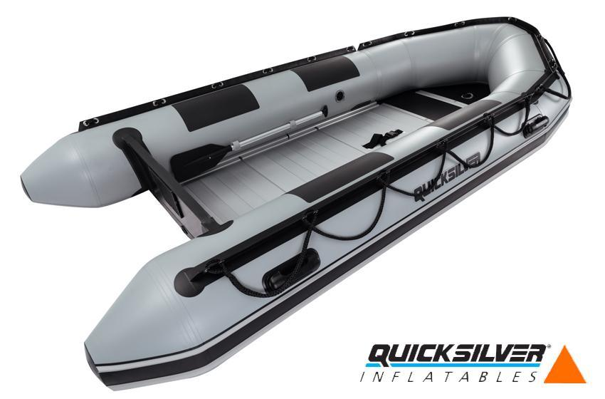 QUICKSILVER 365 HEAVY DUTY SPORT PVC ALUBODE